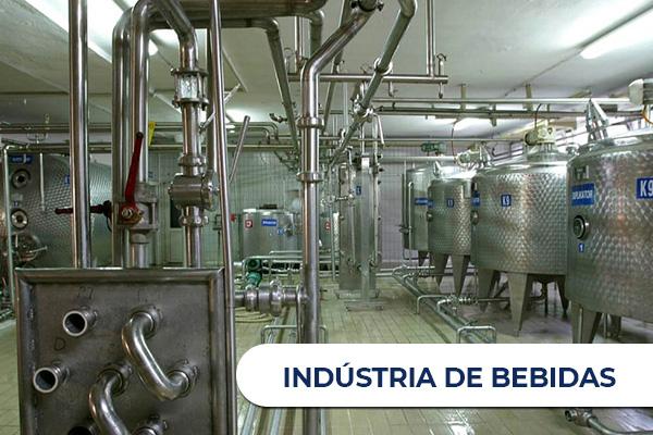 INDÚSTRIA DE BEBIDAS